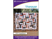 Cosy Quilt Designs Thataway Ptrn