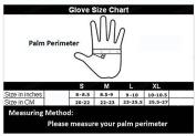 COTOP Motorcycle Gloves, Hard Knuckle Gloves Motorcycle Gloves Motorbike ATV Riding Full Finger Gloves for Men