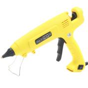 AI 300 Watt Hot Glue Gun ,High Output Professional Adjustable Switch High Temperature Industrial Adhesive Hot Melt Glue Guns ; Yellow
