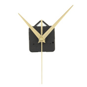 Kicode DIY Clock Movement Mechanism With Gold Hand