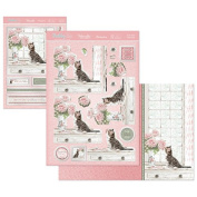 Hunkydory Crafts Shabby Chic Sweet Scent Card Kit SHABCHIC904