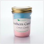 Cotton Candy - 240ml Heritage Jar Natural Soy Wax Candle