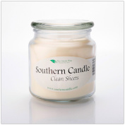 Clean Sheets 470ml Decorator Jar Natural Soy Wax Candle