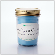 Carolina Ocean Wind - 240ml Heritage Jar Natural Soy Wax Candle