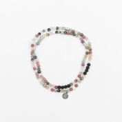 The Capri Wrap Essential Oil Jewellery for Aromatherapy by Edens Garden