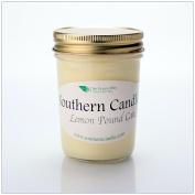Lemon Pound Cake - 240ml Heritage Jar Natural Soy Wax Candle