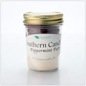 Peppermint Patty - 240ml Heritage Jar Natural Soy Wax Candle