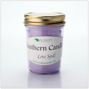 Love Spell - 240ml Heritage Jar Natural Soy Wax Candle
