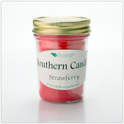 Strawberry - 240ml Heritage Jar Natural Soy Wax Candle