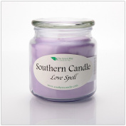 Love Spell 470ml Decorator Jar Natural Soy Wax Candle