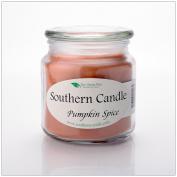 Pumpkin Spice 470ml Decorator Jar Natural Soy Wax Candle