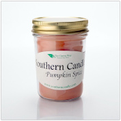 Pumpkin Spice - 240ml Heritage Jar Natural Soy Wax Candle