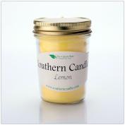 Lemon - 240ml Heritage Jar Natural Soy Wax Candle