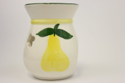 Pear Tea Light Warmer, Wax Melt, Soy Snaps, Oil Warmer,