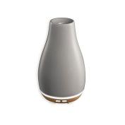 HoMedics Ellia Blossom Ultrasonic Aroma Diffuser in Grey