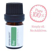 Bay (Laurel Leaf) Essential Oil by Simply Earth - 5ml, 100% Pure Therapeutic Grade