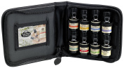 BEST BLENDS Set in Carrying Case 8/10ml Pure Essential Oils Fabulous Frannie