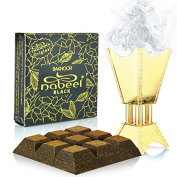 BAKHOOR NABEEL BLACK 40GMS INCENSE