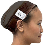 Milano Collection GripCap All in One WiGrip Comfort Band & Wig Cap in Brown