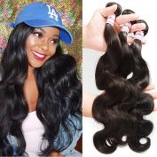 Peruvian Hair Body Wave 100g/pc Peruvian Virgin Hair 3 Bundle Deals Body Wave 100% Human Hair Weave Bundle Natural Colour