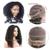 Sunriselacewigs Afro Kinky curly 360 Lace Frontal Wig 180 Density human hair lace frontal wig glueless,360 Lace Wig for black women