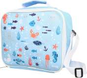Snug Kids Lunch Bag Insulated School Box for Boys and Girls