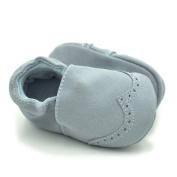 EMIKI Toddler Newborn Shoes Infants Soft Nubuck Shoes