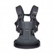BABYBJORN Baby Carrier One Air, Anthracite