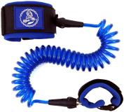 Extra Large Child Safety Wrist Leash/Link for Kids & Toddlers   Stretches 2.4m
