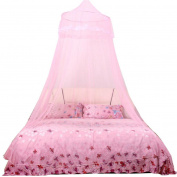 Fabal Dome Lace Mosquito Nets Indoor Outdoor Play Tent Bed Canopy Insect Protection