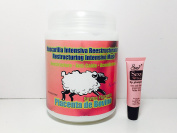 """Thermo Group Bovine Placenta Restructuring Intensive Mask 35.27 Oz """"Free Starry Lipgloss 10 Ml"""""""