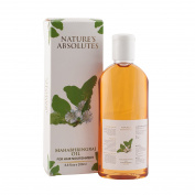 Nature's Absolutes Mahabhringraj Hair Oil with Ayurvedic Herbs 7.4Oz/220 ml For Hair Growth & Scalp Nourishment