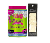 Salonline todecacho mascara treatment 1kg # liberada with Revele Facial Pad