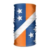 DahelinG Unisex Stylish New York City Flag USA Quick Dry Microfiber Headwear Outdoor Magic Bandana As Neck Gaiter Head Wrap Headband Scarf Face Mask Ultra Soft Elastic One Size