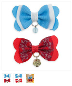 Beauty and the Beast - Belle Hair Bow Set