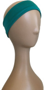 Silk Jersey Headband - Teal