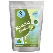 Cavin Schon USDA Certified Organic Bhringraj Powder - 100% Natural & Chemical Free Hair conditioning