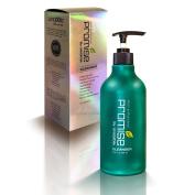 Uniqkka Promise Shampoo Cleanser - 16.9 Fluid Ounce - Anti-Hair Loss - Hair Loss Repair