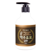 [Jeongwoodang]Brewer's Dried Yeast Shampoo 310ml/Rich Source of Protein/Hair Energizer/Loss Hair/Healthy Hair