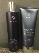 MONAT NEW!!!! 2 PIECE SET / RENEW SHAMPOO & SMOOTHING DEEP CONDITIONER!!!