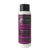 Carilda Shampoo Ultra Moisturising Sulphate and Paraben Free 470ml - for Keratin Treated Hair