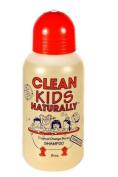 Clean Kids Naturally Tropical Orange Shampoo 240ml