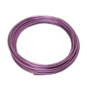 LeGold Aluminium Craft Wire Lilac Colour 12 Gauge 5.5m