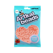 Artkal 134 Colours S-5mm Midi Pink beads 1000 Count Bag