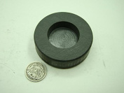60ml Round Gold Bar High Density Graphite Mould - 30ml Silver Bar-Coin-Disc-Made in the USA