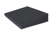 Back Wedge Cushion For Support, Stress Relief, and Posture When Sitting In Chair Or Car