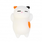 XUANOU Mini Cute Cat Squeeze Healing Fun Kids Toy Stress Reliever Decoration