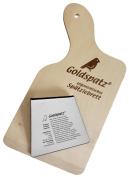 Goldspatz Ergonomic Spaetzle Board & Scraper with Engraved