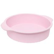 Wiltshire Flexible Cake Pan Pink Round