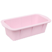 Wiltshire Flexible Loaf Pan Pink